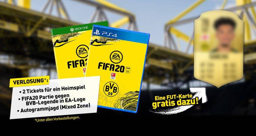 FIFA 20: Borussia Dortmund bekommt seine eigene BVB-Edition