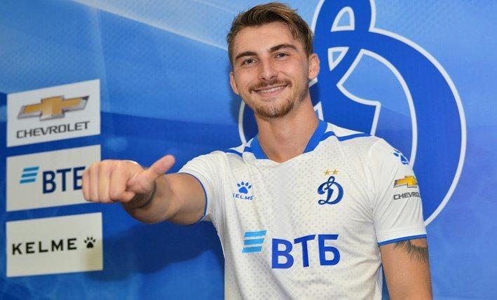 Fix: Maximilian Philipp wechselt nach Moskau