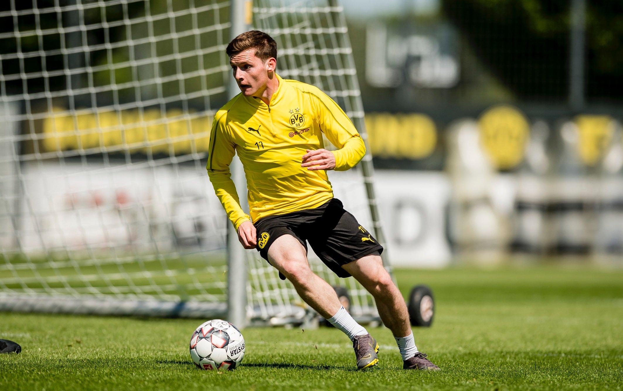 BVB verleiht Sergio Gomez an den spanischen Zweitligisten SD Huesca