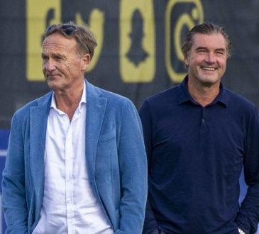 Hans-Joachim Watzke und Michael Zorc