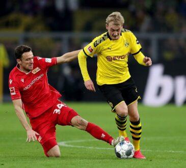 Union Berlin vs. Borussia Dortmund