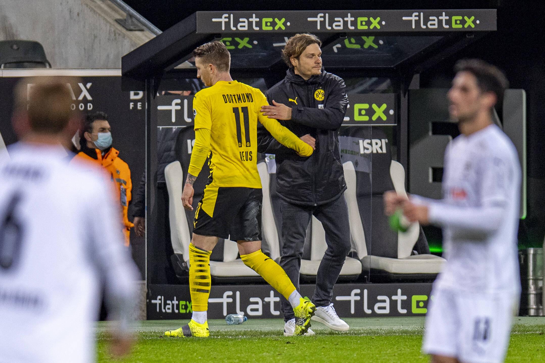 Marco Reus und Edin Terzic