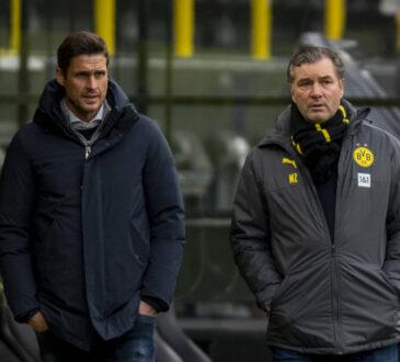 Sebastian Kehl und Michael Zorc